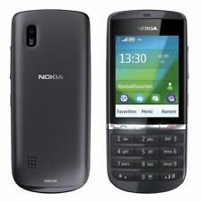 Nokia Asha 300 Brand 3G 5.0MP Camera Touch & Type Cell Phone T-Mobile Black