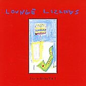 Live in Berlin 1991 Vol. 1, LOUNGE LIZARDS, Acceptable Import,Live