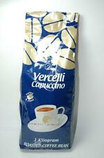 VERCELLI ROASTED COFFEE BEANS -  200 g  0.45 lbs - CAPPUCCINO BLEND - KOSHER