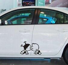 Cartoon Funny Car Sticker