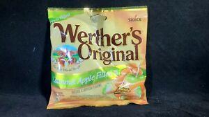 Werthers Original Halloween CARAMEL APPLE FILLED HARD CANDY 2.65oz