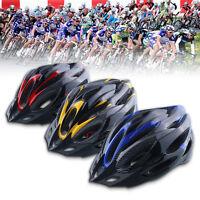 846| Casque de Vélo pour VTT Route/Cyclisme VTT Moule Solidairement-homme-enfant