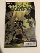 All-New Wolverine #2 NM+ 1st appearance of Gabby, Honey Badger 1st print