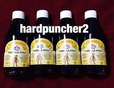 Cuatro Mexican Vanilla La Vencedora 4 Bottles 8.45 oz. Each