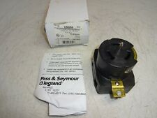 PASS & SEYMOUR CS8269 TURNLOK RECEPTACLE 50A 250V