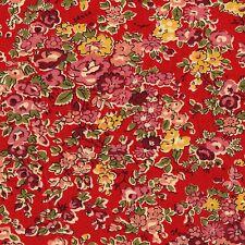 LIBERTY OF LONDON Tatum E XL FQ Fabric CLASSIC Floral TANA LAWN Shabby BOUQUET