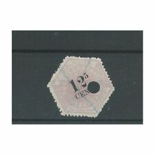 Nederland TG4 Telegram  12,5ct  VFU/gebr  CV 175 €