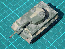 Airfix HO/OO Polystyrene Plastic Tiger I, unboxed, not in original condition