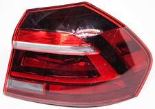 OEM Volkswagen Passat Sedan Right Passenger Side LED Tail Lamp Lens Crack