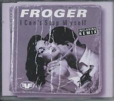 RENE FROGER - I can't stop myself (REMIX) CDM 3TR Europop 1999 HOLLAND RARE!!