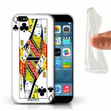 Queen Matte Mobile Phone Cases & Covers for Apple