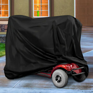 Heavy Duty Mobility Scooter Storage Garage Shelter Rain Cover UV Waterproof Cove