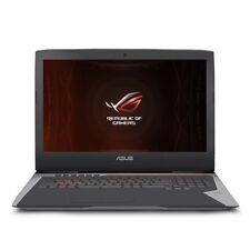 "ASUS ROG G752VS-XB72K 17.3"" Gaming Laptop i7 32GB 256GB SSD + 1TB HDD Windows 10"