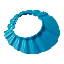 Unisex Newborn Baby Children Safe Shower Shampoo Bathing Protect Cap Hat NEW