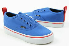Vans Toddler Authentic V Sneakers (Pop Princess)Blue 5 New