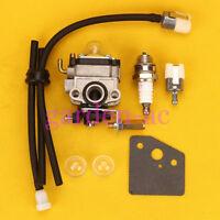 Carburetor fuel Filter Tune up kit For ECHO SRM2000 SRM2200 GT22000 Trimmer
