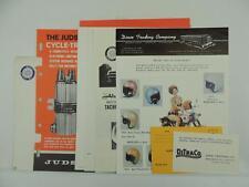 Vintage 1966 Beck Motorcycle Dealer Brochure Literature And Price List L3391