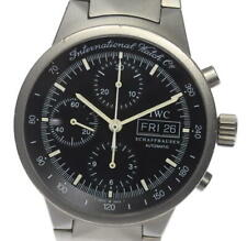 IWC GST Chronograph IW370703 Titanium Automatic Men's Watch_512967