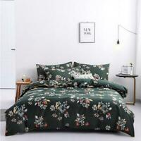 3D Flower And Bird Illustration KEP8498 Bed Pillowcases Quilt Duvet Cover Kay