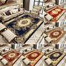 Traditional Flower Rug Runner Floor Carpet Mat Bedroom Room Home Decor European