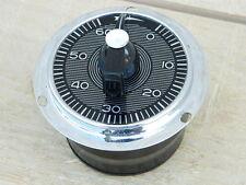 Temporizzatore timer meccanico 60 secondi contatto deviatore da 10Amp 250Vac