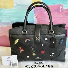 Coach Souvenir Bag