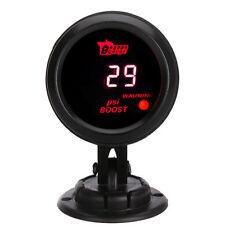 """Car Universal 2"""" 52mm Digital Red LED PSI Turbo Boost Gauge Pod Holder"""