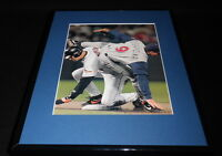 Gary Disarcina Cal Ripken Framed 11x14 Photo Display Angels Orioles