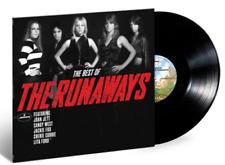 The Best Of The Runaways - Vinyl LP NEW SEALED Greatest Hits Punk Joan Jett