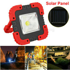 100W LED COB Work Light USB Rechargeable Emergency Flood Lamp Floodlight Camping
