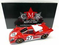 CMR 1/18 Scale Resin - 031 Ferrari 512S #27 S.P.A 24H Daytona 1970