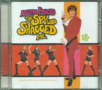 Austin Powers The Spy Who Shagged Me Ost - Madonna/Kravitz/Green Day/The Who CD