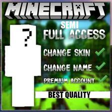 Minecraft Account Premium |SFA|⭐️✅ FAST DELIVERY ✅✔️ JAVA EDITION (PC/MAC) ✔️