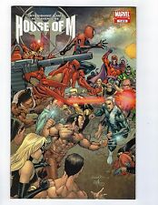House of M # 7 of 8 Variant Cover NM Marvel (2005)
