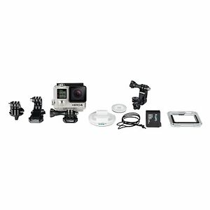 GoPro HERO4 Black Surf Camera/Camcorder Bundle, CHDSX-401 - NEW/SEALED