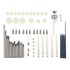 Set of Metal Clarinet Repair Screw Parts Includes 10 Kinds of Maintenance Tools