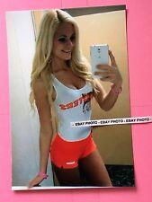 Found 4X6 Photo of Hot Sexy Beautiful Woman Pretty Cute Hooters Selfie Girl