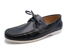 Scarpe casual da uomo nere senza marca sintetico