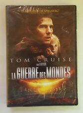 DVD LA GUERRE DES MONDES - Tom CRUISE - Steven SPIELBERG - NEUF