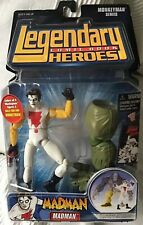 Madman Marvel Legendary Comic Book Heroes Figure Monkey Man 2007 New