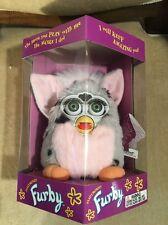 Original Tiger Electronics Furby 1st Edition Gen 70 800 New Unopened 1998 pink
