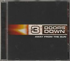 3 Doors Down - Away From The Sun **2002 EU 11 Trk CD Album** VGC