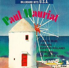 PAUL MAURIAT: Billboard Hits U.S.A./CD