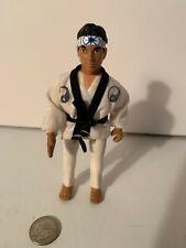 VINTAGE Remco Karate Kid Daniel LaRusso Action Figure 1986 COLUMBIA PICTURE