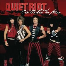 QUIET RIOT - CUM ON FEEL THE NOIZE / RUN FOR COVER (NEW LP VINYL)