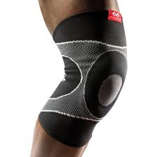 McDavid Elastic Knee Sleeve with Patella Gel Buttress