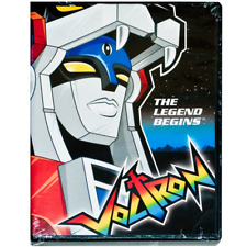 Voltron Defender of the Universe: The Legend Begins  DVD