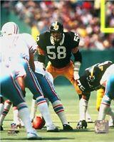 "Jack Lambert Pittsburgh Steelers NFL Action Photo (Size: 8"" x 10"")"