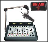 Broadcast Microphone Boom Arm