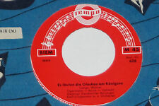 """Steff Lindemann, fratelli e sorelle Reisinger-trombe-ECHO - 7"""" 45 ritmo Records"""